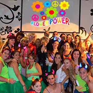 Restaurante Flower Power Show