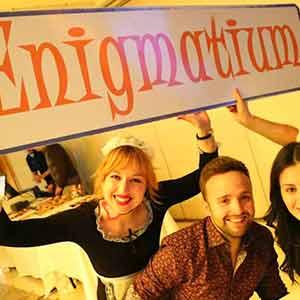 Restaurante Magia Enigmatium