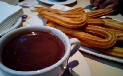 LAS MEJORES CHOCOLATERÍAS DE MADRID